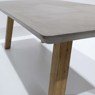 Dune Concrete Dining Table