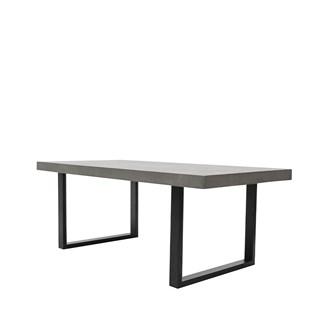 Nero Concrete Table