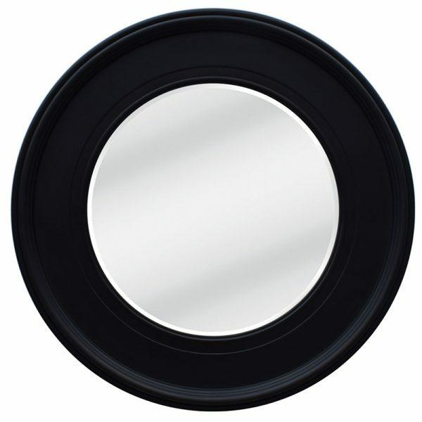 Round Antonia Mirror