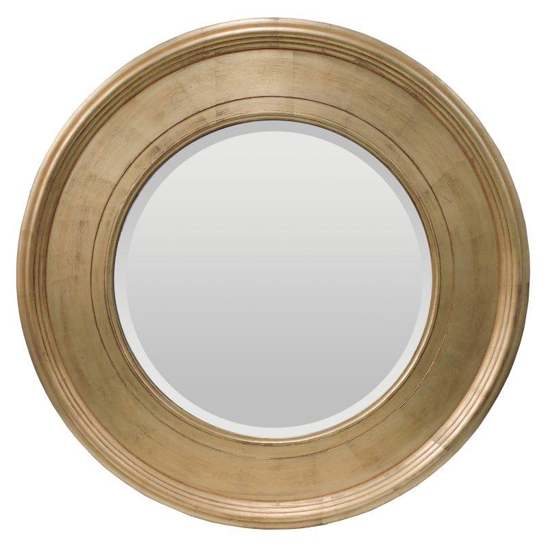 Antonia Gold Mirror 94cm