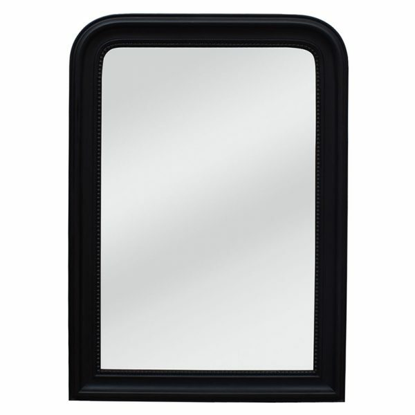 Black Marcelo Mirror