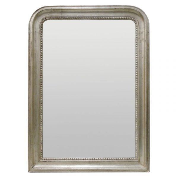 Silver Marcelo Mirror
