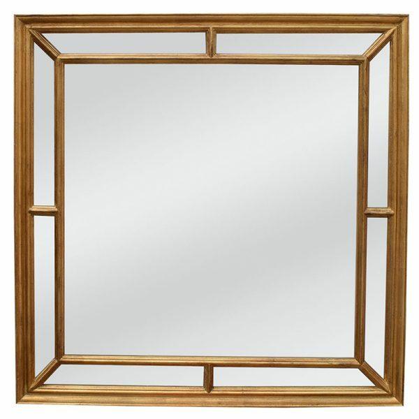 Matteo Gold Mirror
