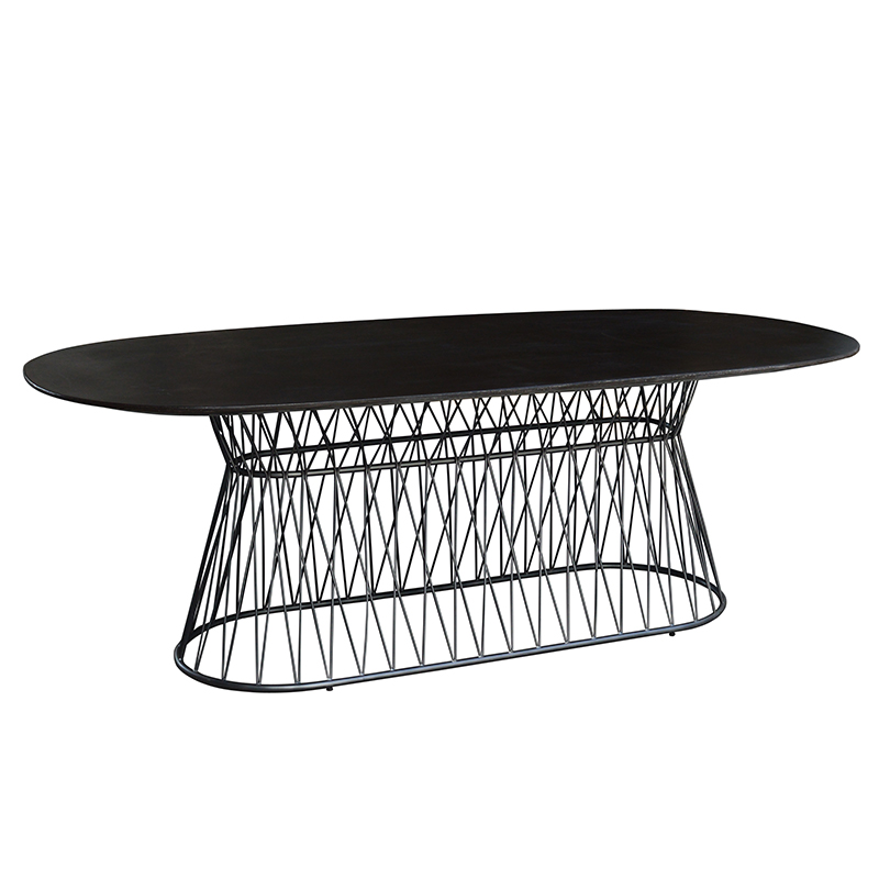 Sochi Oval Dining Table