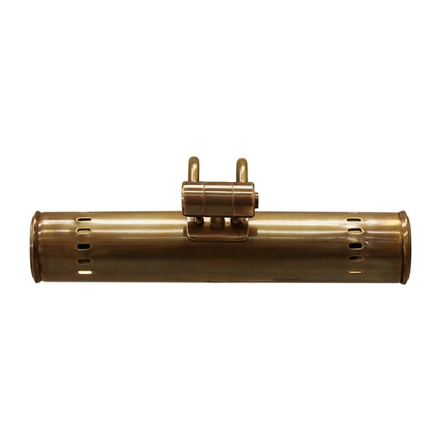 Antique Brass Art light