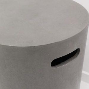 Concrete Pipe Stool
