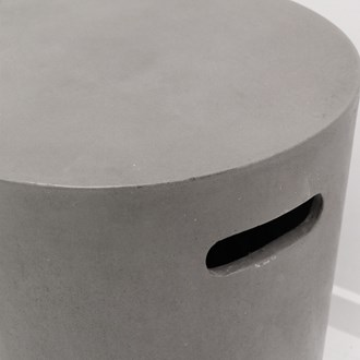 Concrete Pipe Stool