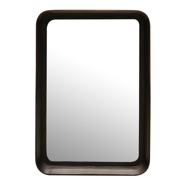 Dark Copper Finish Retangular Mirror