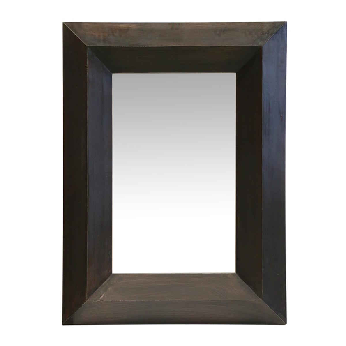 Gunmetal Mirror Charcoal