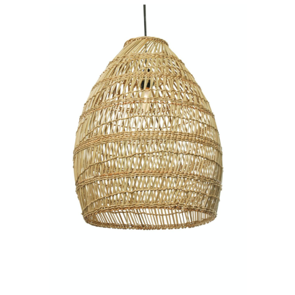 RATTAN LIGHT LARGE