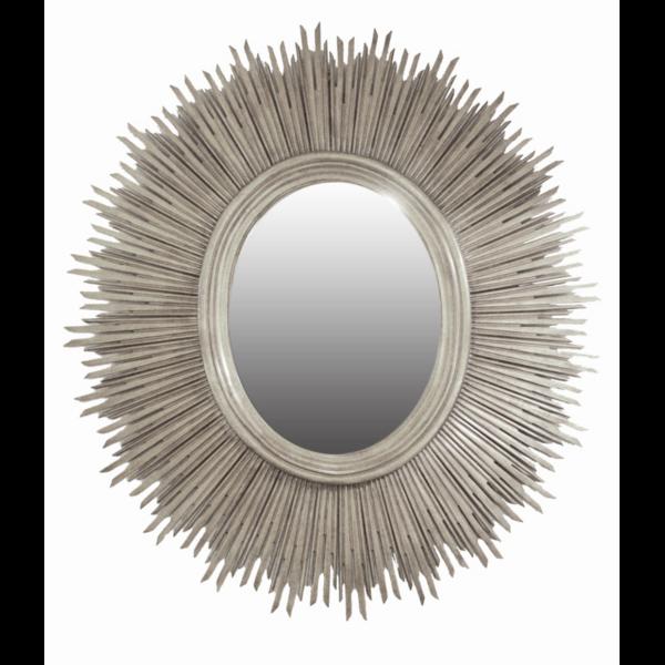 Sunstruck mirror silver