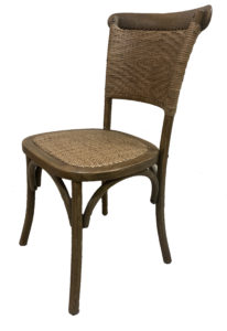 Rattan Weave Dining chair