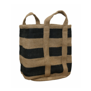 STRIPE JUTE BAG