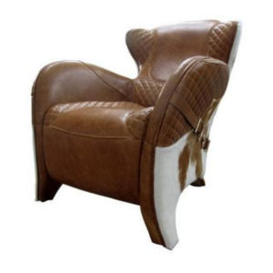 RODEO LEATHER CHAIR