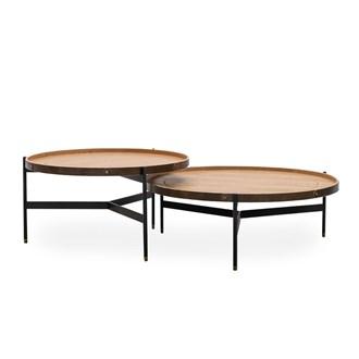 Haywood Coffee Table - Light Ash, Short