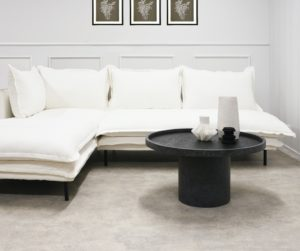 LOUIS Modular Sofa Left White