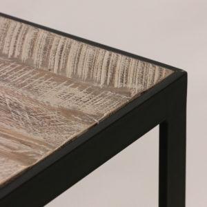 Seville Oak Desk 1400L