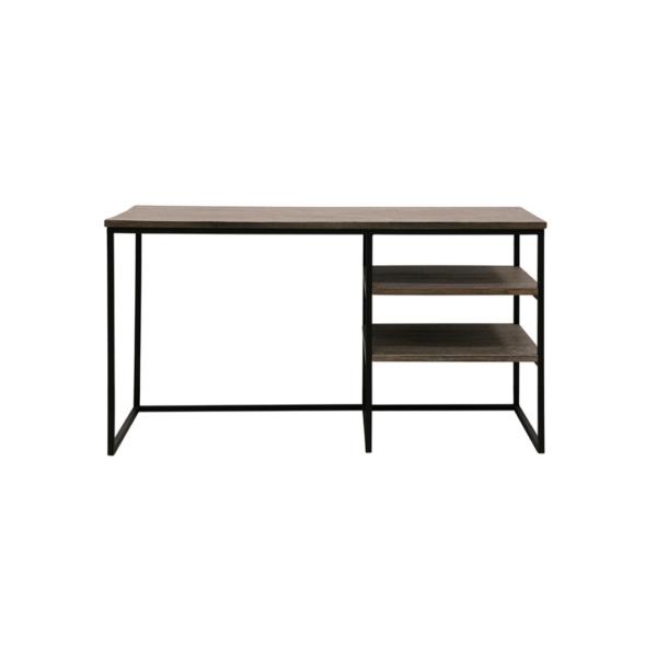 Seville Oak Desk 1400L X 580D X 770H