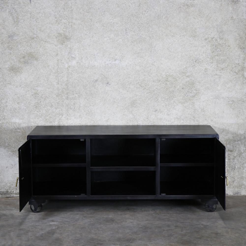 Sargent Freeman Safe TV Cabinet