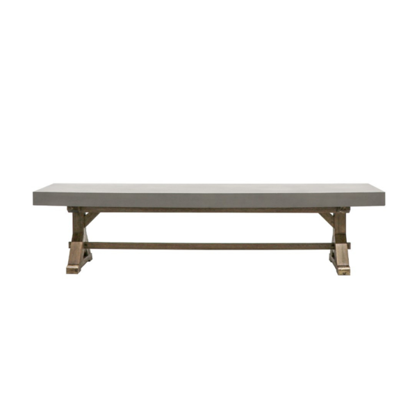 Concrete Bench Seat