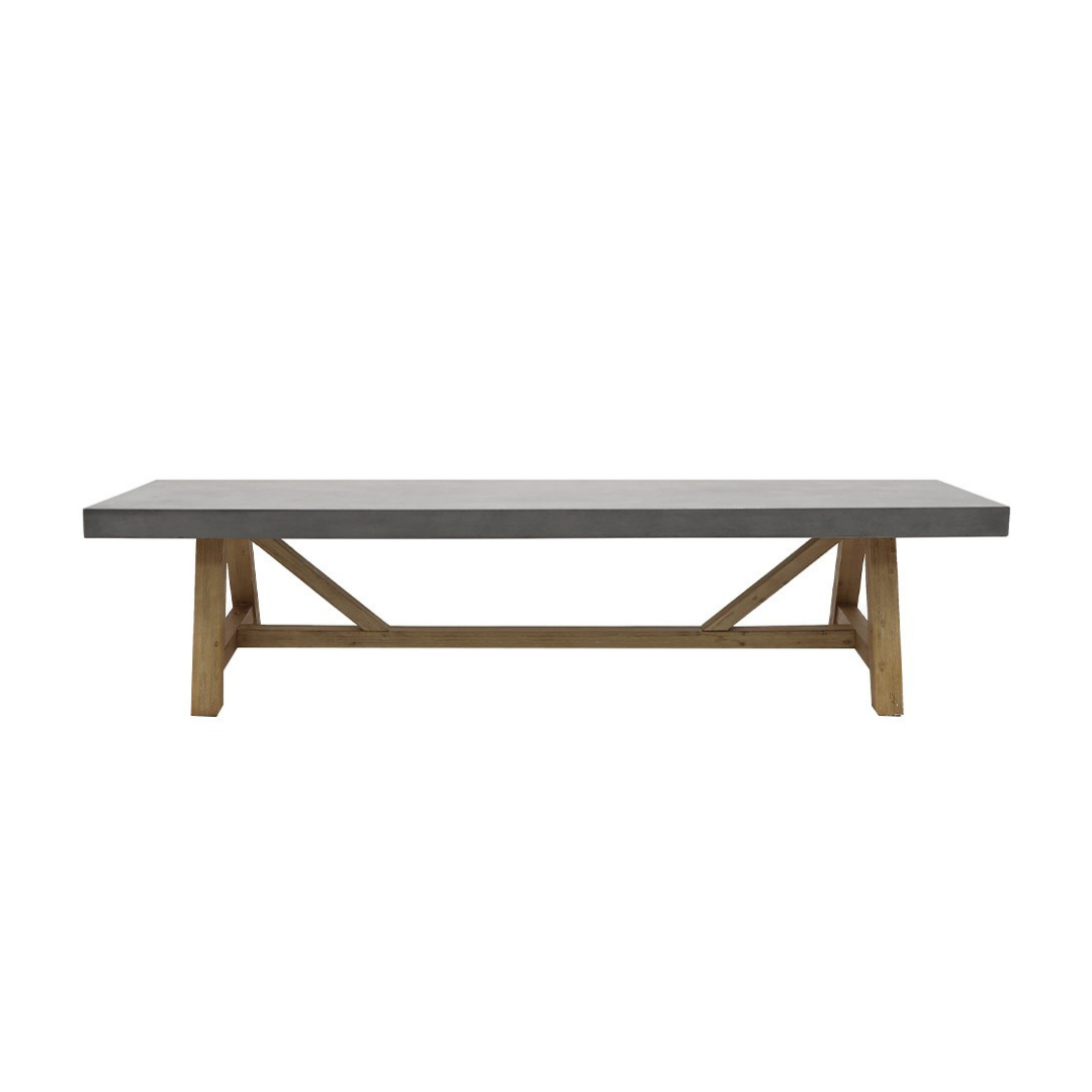 Concrete Bench Seat