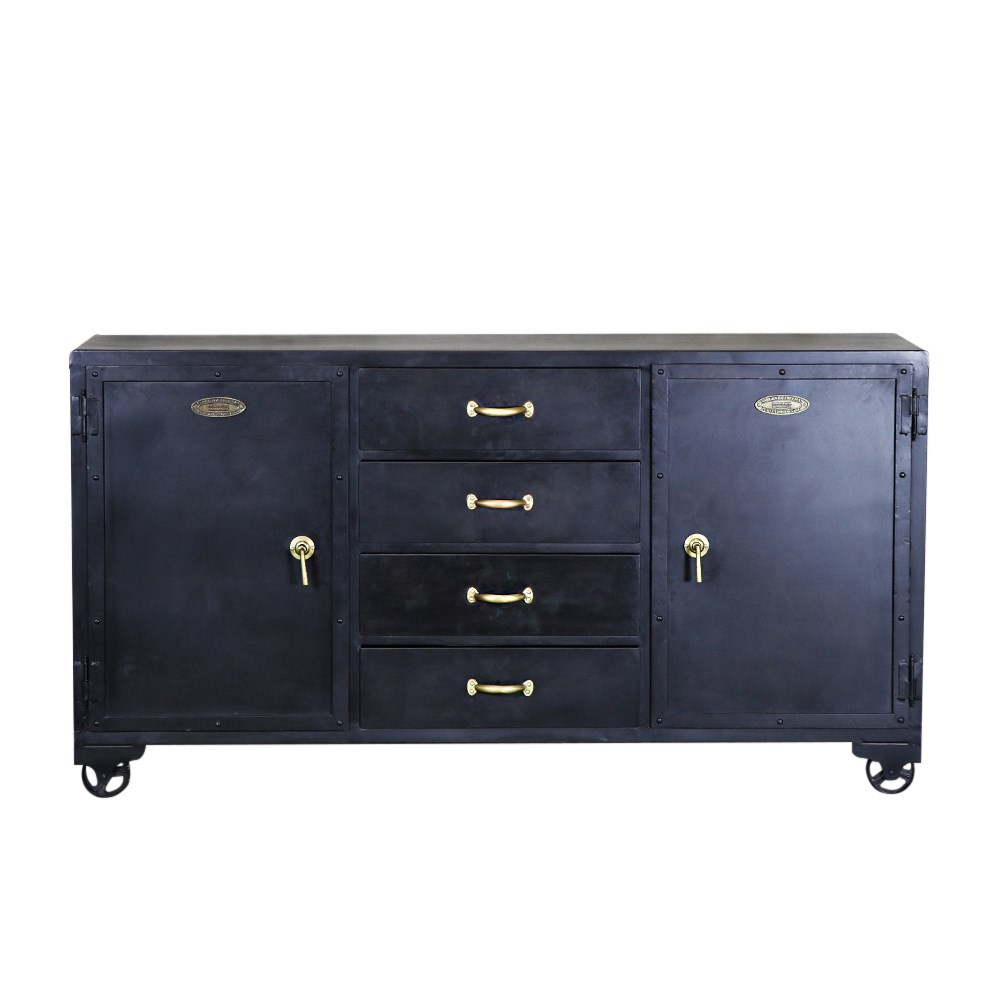 Sargent & Freeman Safe Sideboard