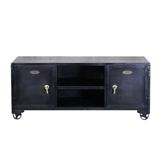 Sargent Freeman Safe TV Cabinet