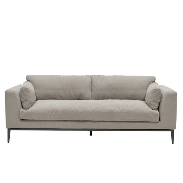 Tyson Sofa 3 Seater - Grey