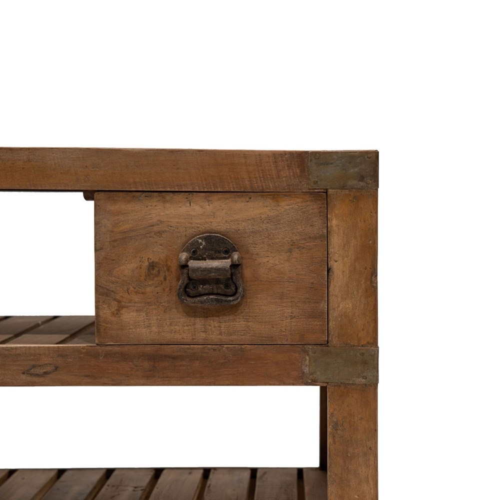 Railway Recycled Console