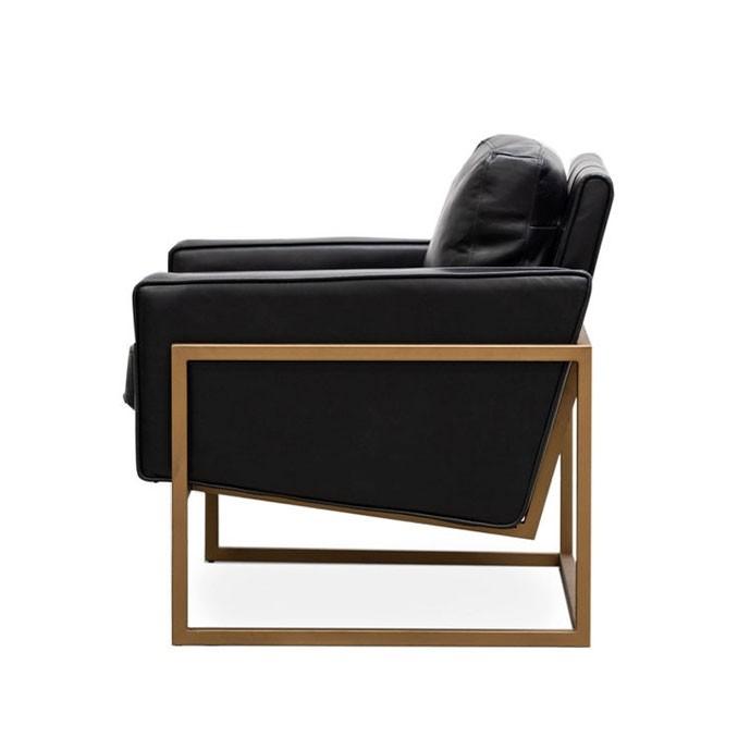 Davie Leather Chair