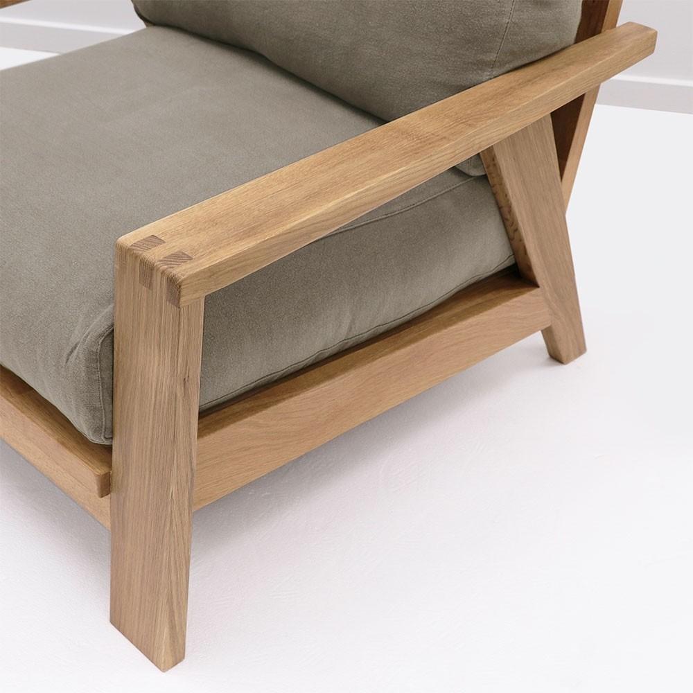 Cassel Armchair