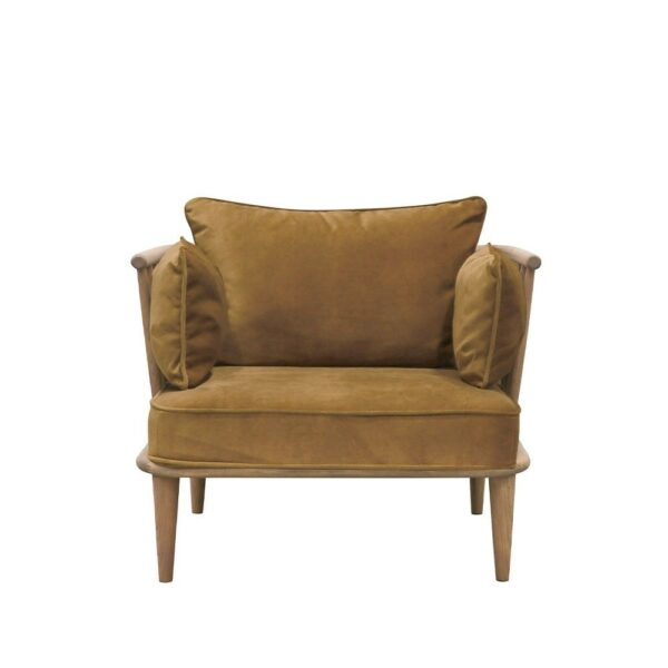 ANKARA ARMCHAIR - COPPER