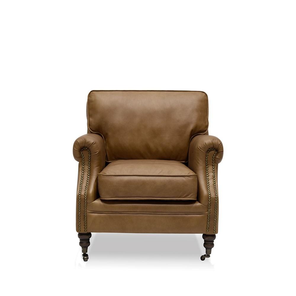 Brunswick Leather Chair