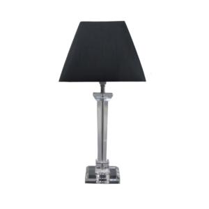 CRYSTAL-Stem-Lamp-Black-Shade