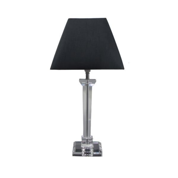 CRYSTAL-Stem-Lamp-Black-Shade