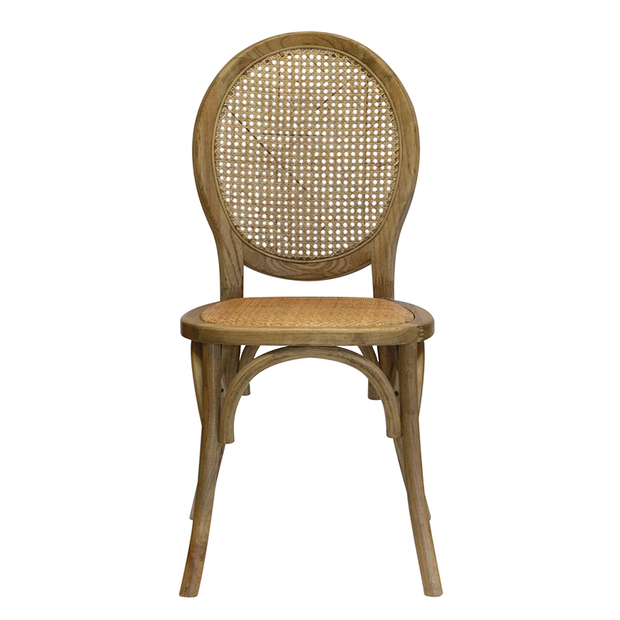 ELM DINING CHAIR IN ASH