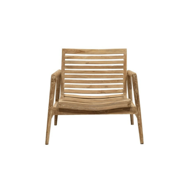 INSPIRO OUTDOOR TEAK ARMCHAIR