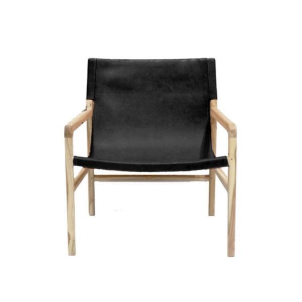 HYDE SLING CHAIR - BLACK