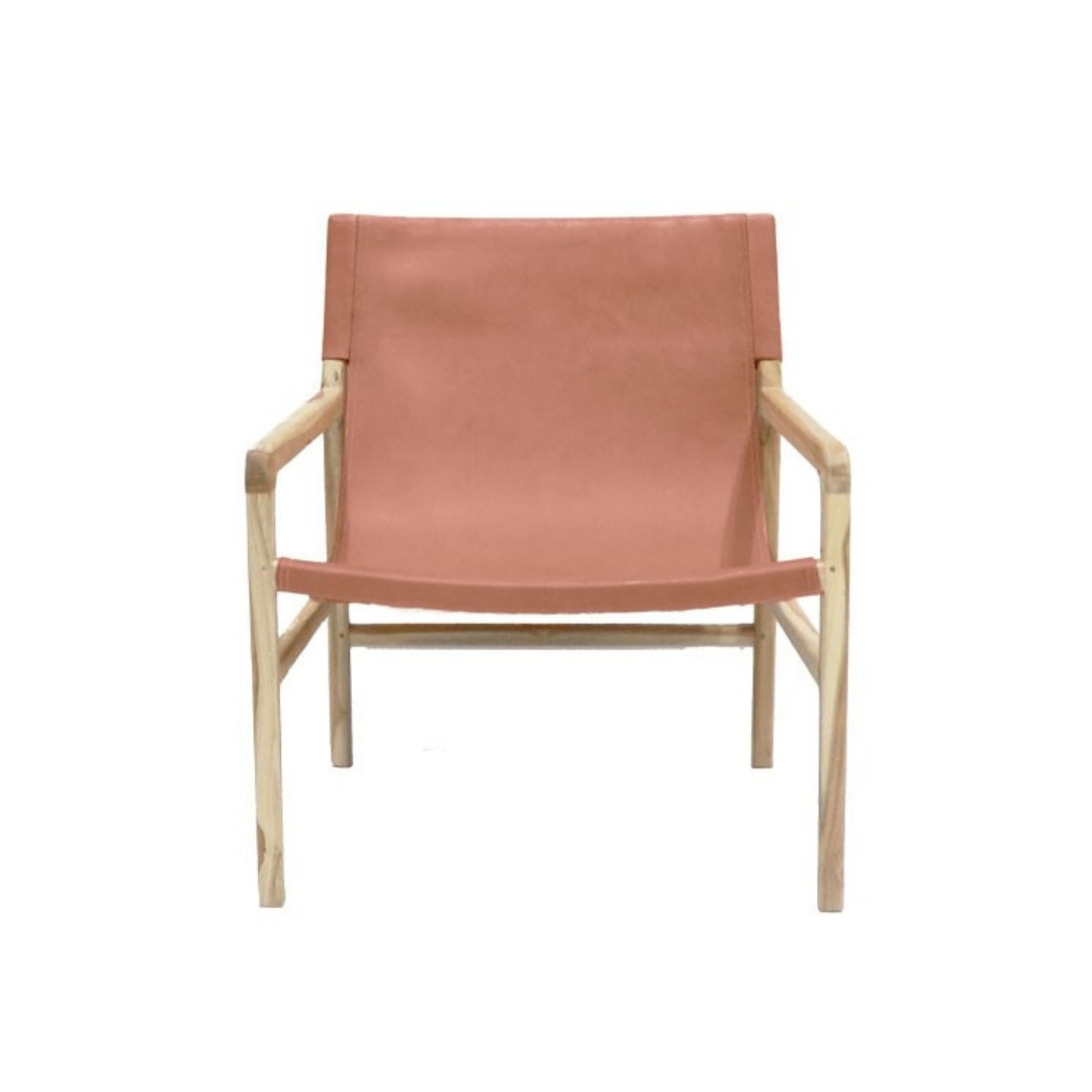 HYDE SLING CHAIR - NUDE