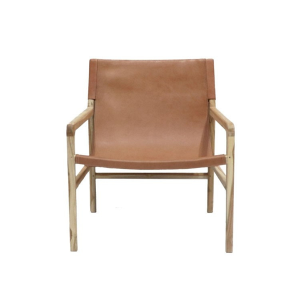 HYDE SLING CHAIR - TAN