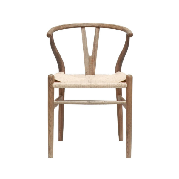 JOFFRE DINING CHAIR NATURAL