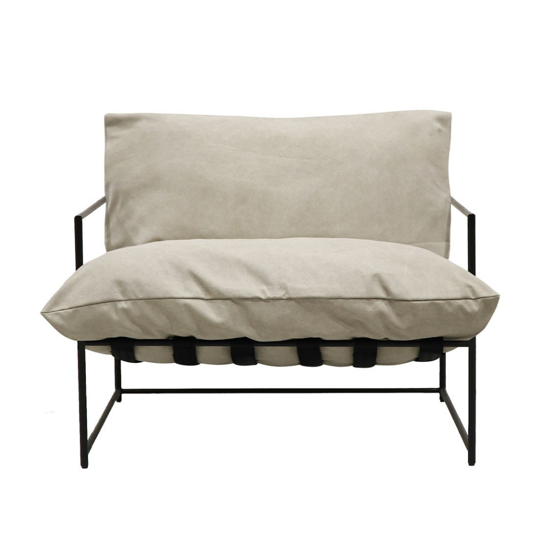 LG Lauro Club chair Desert