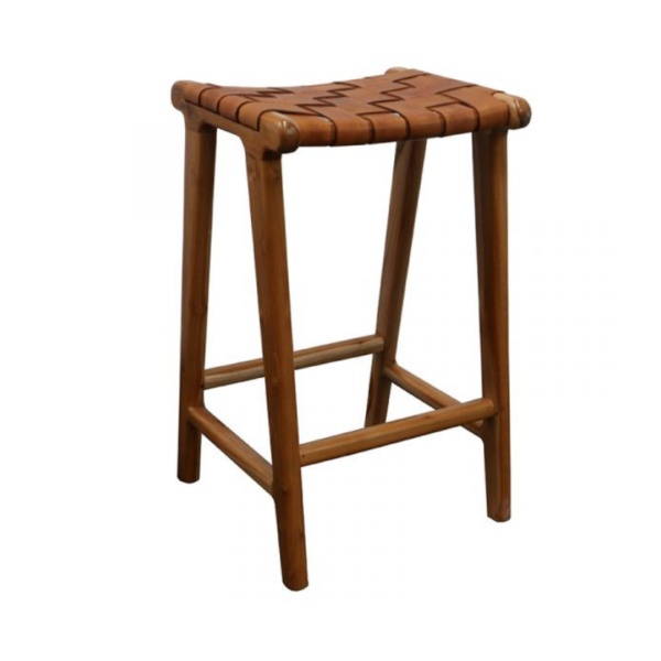 LONDON COUNTER STOOL TAN