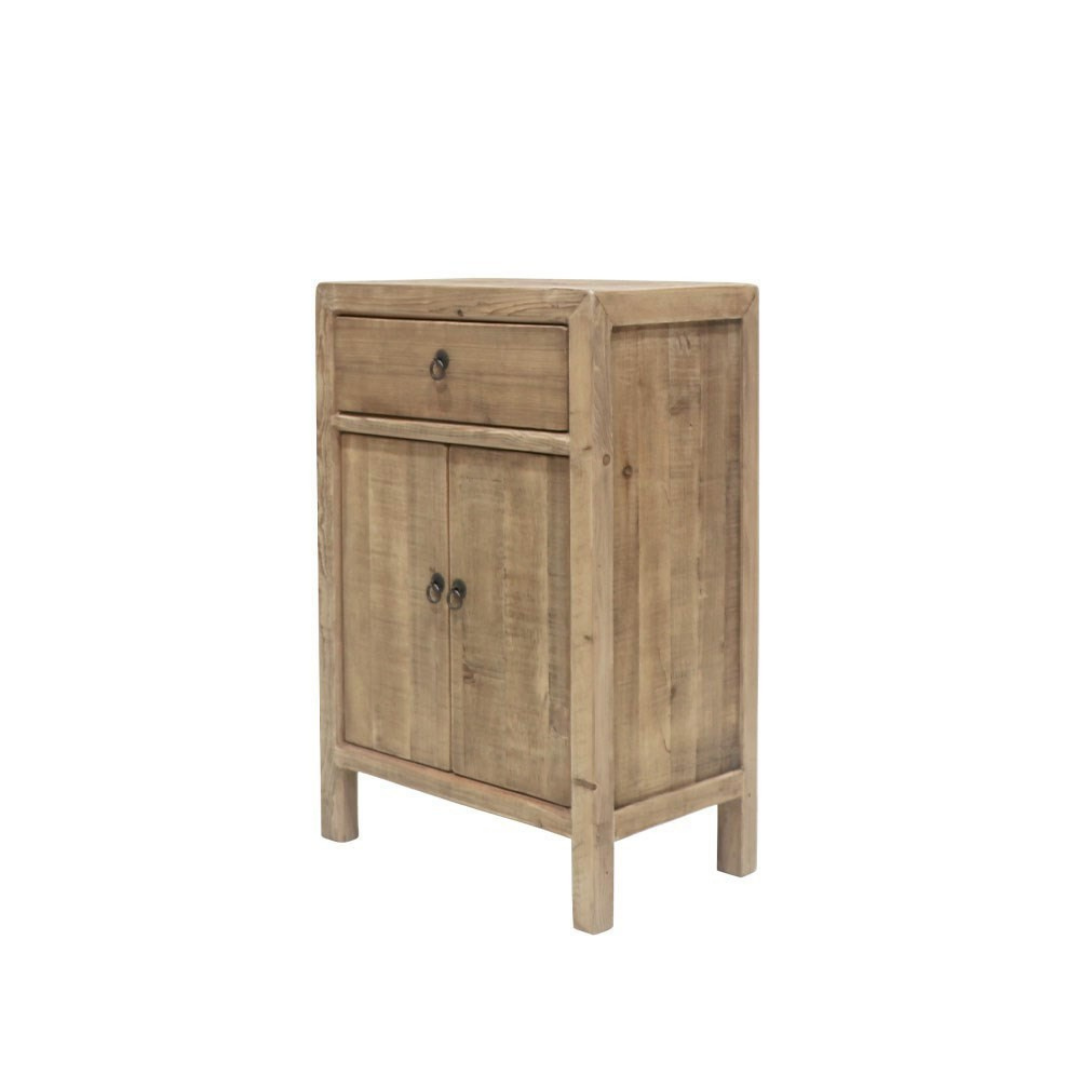 PARQ CABINET SMALL - NATURAL