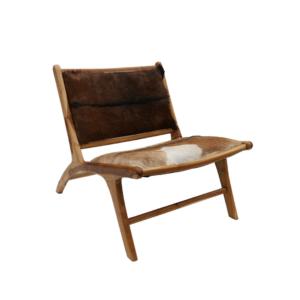 Calf Skin Chair