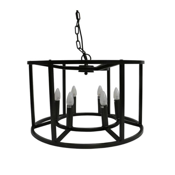 Rova Round Pendant