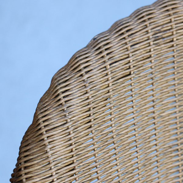 SUNSET RATTAN DINING CHAIR
