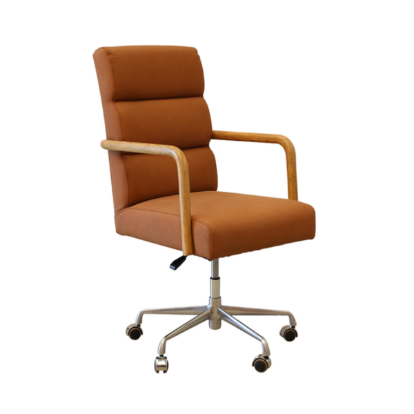 TOLE OFFICE CHAIR