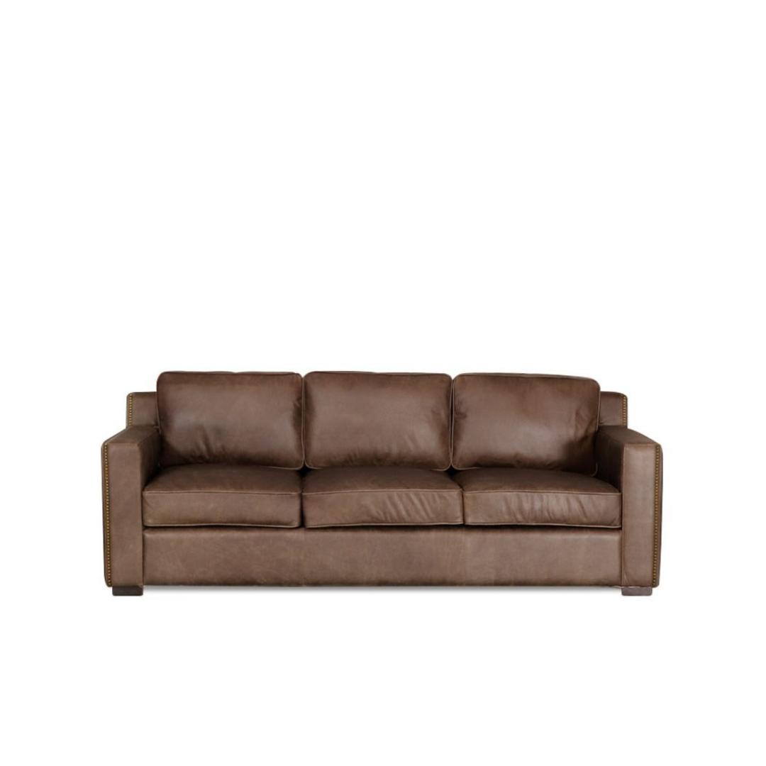 Vasto leather Sofa