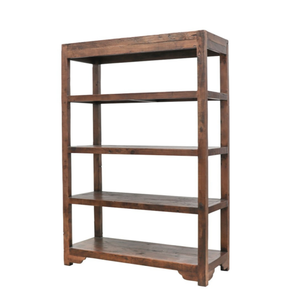 WOODEN BAKERS RACK - TALL